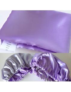 Funda de almohada de Satén
