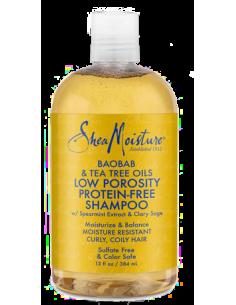 shea moisture low poo apto metodo curly